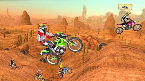 Motocross Racing Android Game Image 3