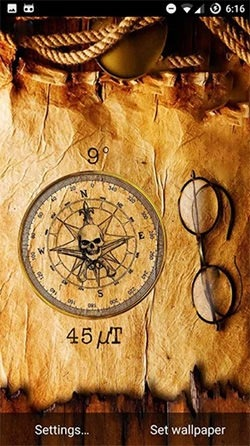 Compass Android Wallpaper Image 3