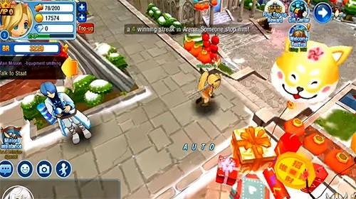 Pocket Luna Android Game Image 2