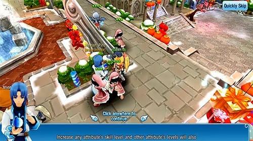 Pocket Luna Android Game Image 3
