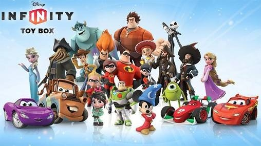 Disney Infinity: Toy Box 2.0 Android Game Image 1