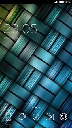 Pattern CLauncher Android Theme Image 1