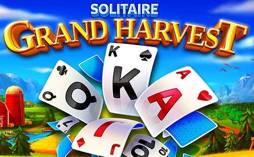 Solitaire: Grand Harvest Android Game Image 1