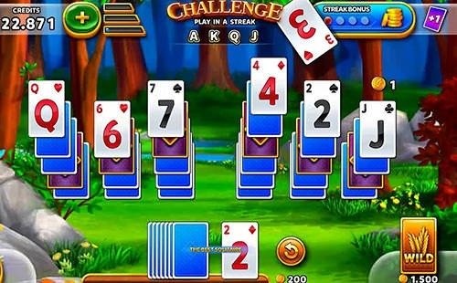 Solitaire: Grand Harvest Android Game Image 3