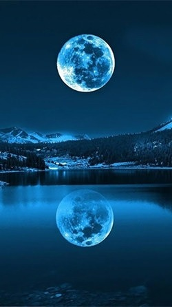 The Moon Paradise Android Wallpaper Image 3