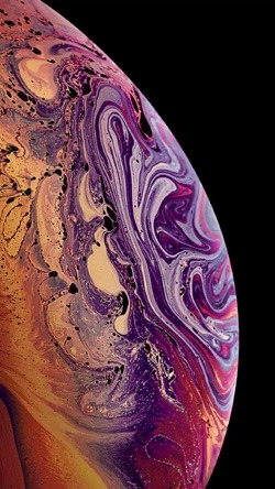 Apple iPhone Xs Max ULauncher Android Wallpaper Image 1