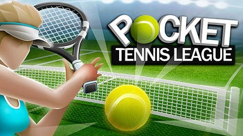 Pocket Tennis League Android Game Image 1