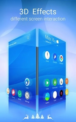 ULauncher Lite Android Application Image 1