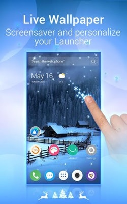 ULauncher Lite Android Application Image 2