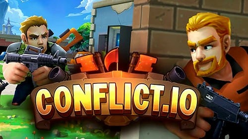 Conflict.io: Battle Royale Battleground Android Game Image 1