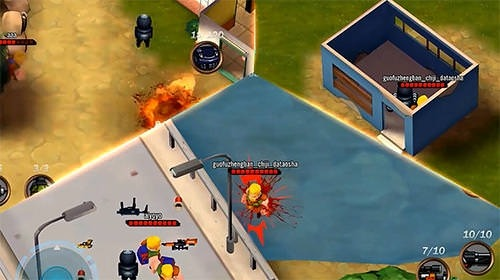 Conflict.io: Battle Royale Battleground Android Game Image 3