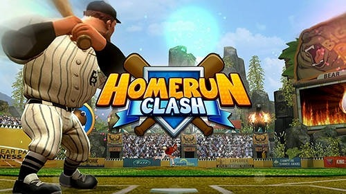 Homerun Clash Android Game Image 1