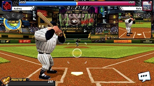 Homerun Clash Android Game Image 2