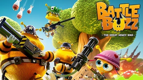 Download Free Android Game Battle Buzz: The Great Honey War