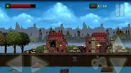 Download Free Android Game The Brutal Commando - 10817 - MobileSMSPK net