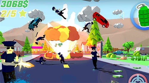 Download Free Android Game Dude Theft Wars: Open World