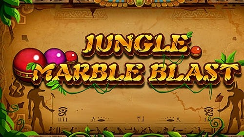 Jungle Marble Blast Android Game Image 1