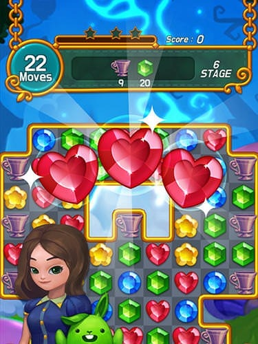 Jewelwiz Android Game Image 2