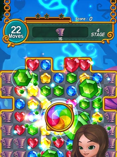 Jewelwiz Android Game Image 3