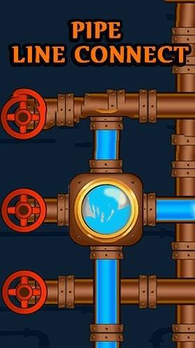 Pipe Line Connect: Water Plumber Puzzle Game Android Game Image 1