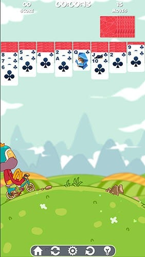Solitaire Kingdom Android Game Image 2