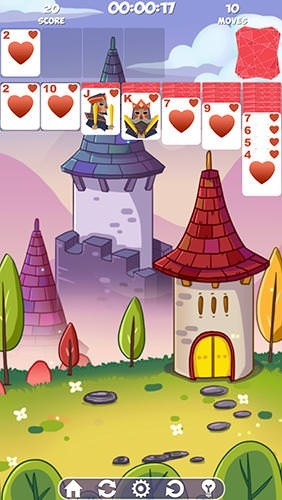 Solitaire Kingdom Android Game Image 3