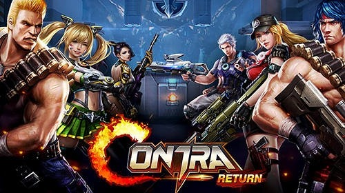 Download Free Android Game Garena Contra: Return - 10826