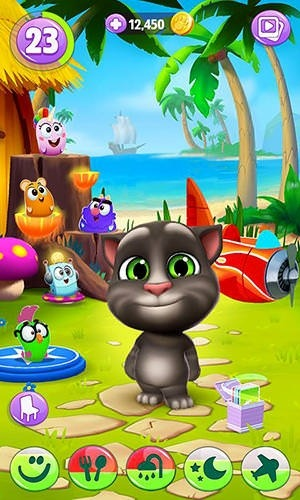 My Talking Tom 2 Android Game Image 3