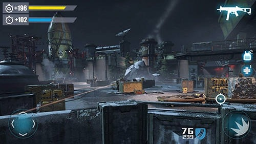 City Assassin: Zombie Shooting Master Android Game Image 2