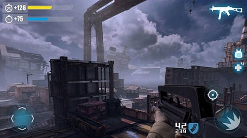City Assassin: Zombie Shooting Master Android Game Image 3