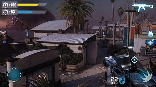 City Assassin: Zombie Shooting Master Android Game Image 4