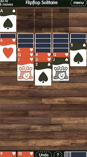 Flipflop Solitaire Android Game Image 3