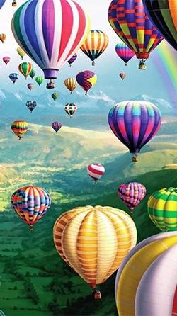 Air Balloons Android Wallpaper Image 3