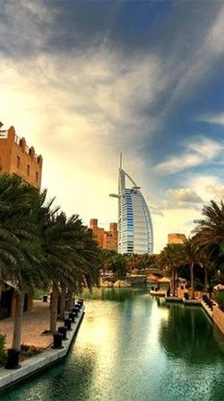 Dubai Android Wallpaper Image 1