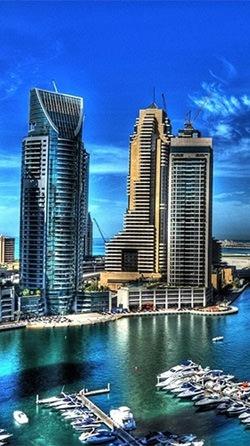 Dubai Android Wallpaper Image 3