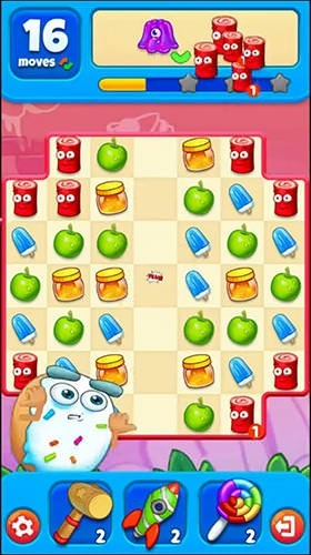 Sugar Heroes: World Match 3 Game! Android Game Image 3