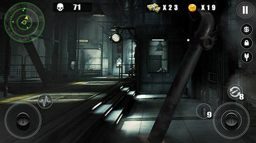 Zombie Hitman: Survive From The Death Plague Android Game Image 2