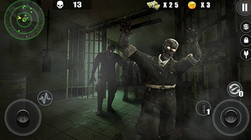 Zombie Hitman: Survive From The Death Plague Android Game Image 4