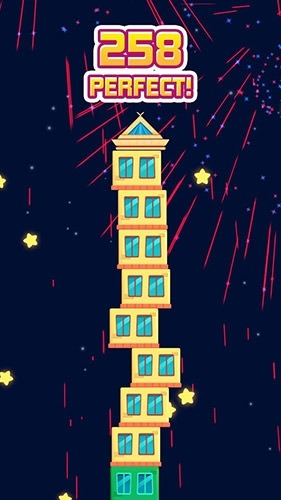 Skyscraper Stack Builder Android Game Image 3