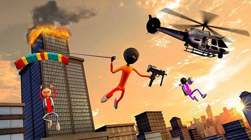 Stickman Mafia Gangster Gang Wars Android Game Image 2