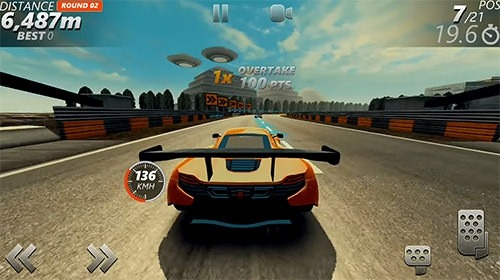 Dirt Car Racing: An Offroad Car Chasing Game Android Game Image 2