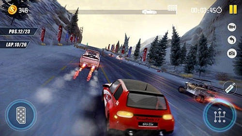 Dirt Car Racing: An Offroad Car Chasing Game Android Game Image 3