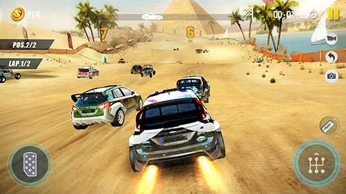 Dirt Car Racing: An Offroad Car Chasing Game Android Game Image 4
