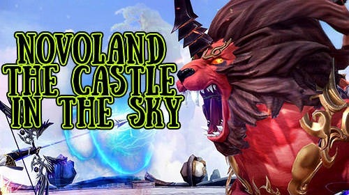Novoland:The Castle In The Sky Android Game Image 1
