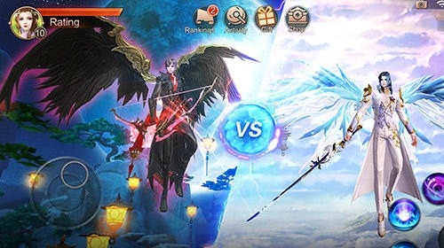 Novoland:The Castle In The Sky Android Game Image 2