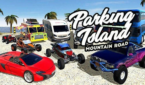 Parking Island: Mountain Road Android Game Image 1