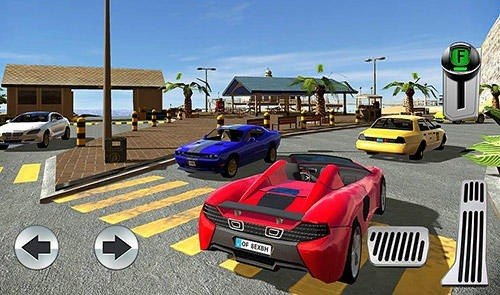 Parking Island: Mountain Road Android Game Image 2