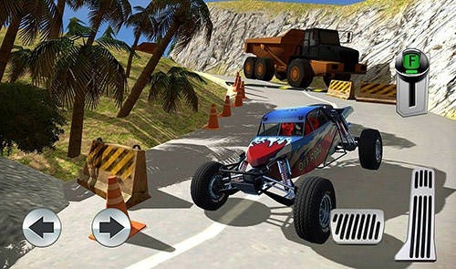 Parking Island: Mountain Road Android Game Image 3