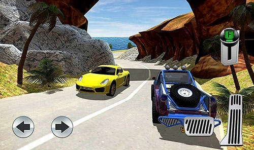 Parking Island: Mountain Road Android Game Image 4