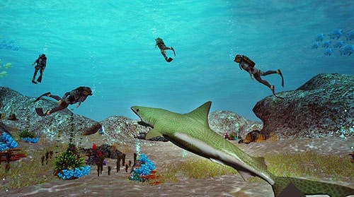 Shark Simulator 2018 Android Game Image 3